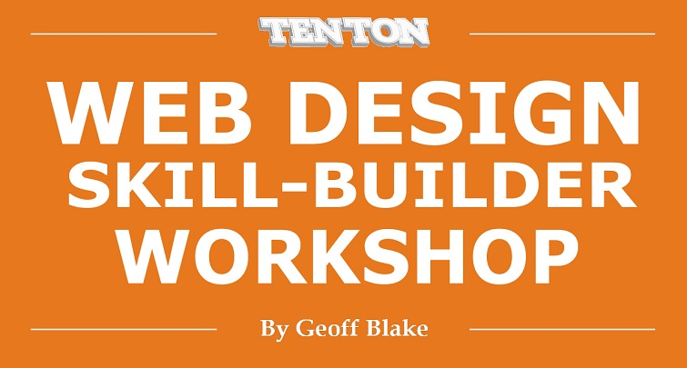 Web Design Skill Builder Workshop (FREE)