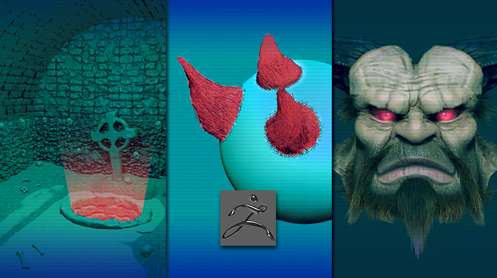 Mastering Digital Design - Learn Digital 3d Sculpting with ZBrush and Mudbox (Part 3)