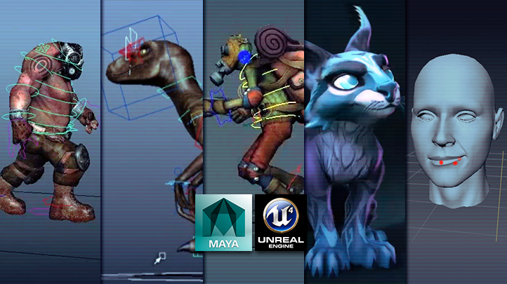 Mastering Digital Design - Learn to Animate Creatures and Characters for Games and Film (Part 2)