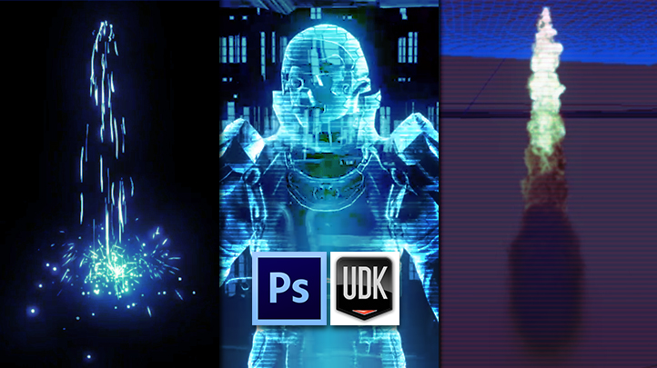 Mastering Digital Design - An Introduction to Visual FX for Games with UDK