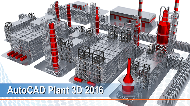 AutoCAD Plant 3D 2016: Coordinate your Plants Strategically