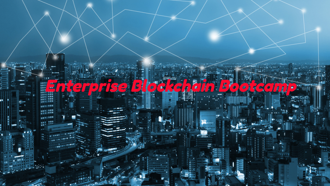 Enterprise Blockchain Bootcamp, Singapore elarning online course