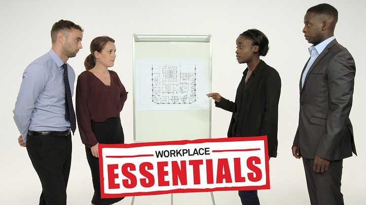 A Video Arts Guide: Workplace Essentials
