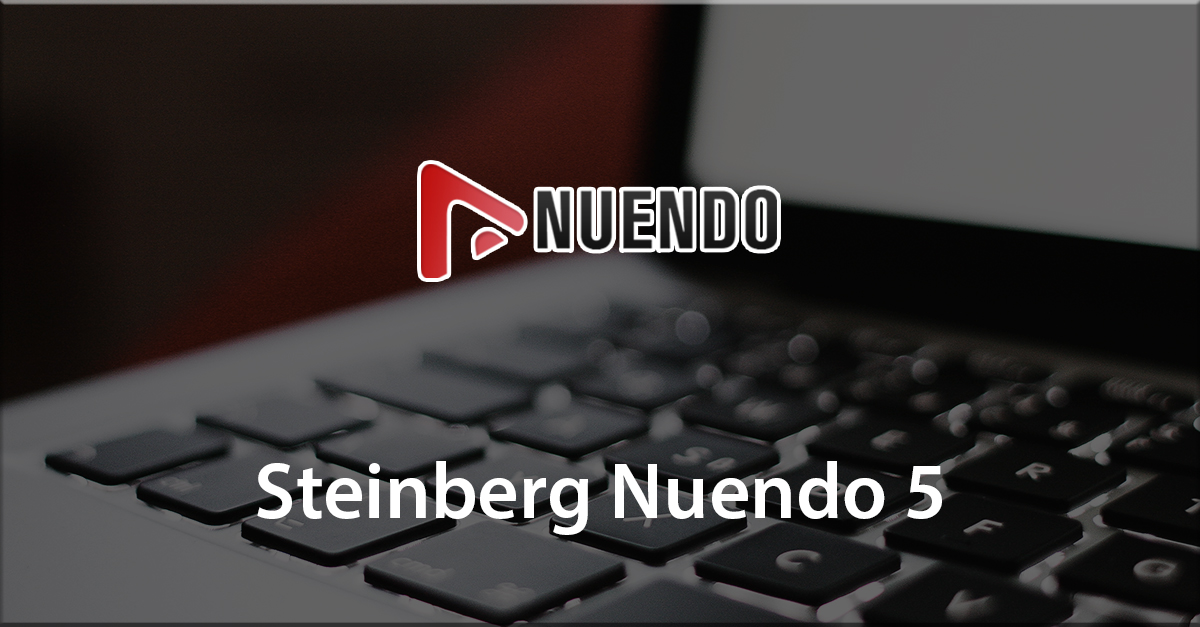 Learn about Digital Audio with Steinberg Nuendo 5