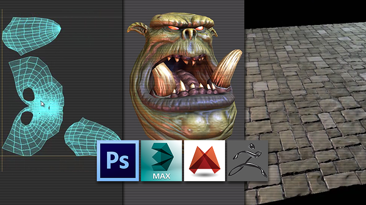 Mastering Digital Design - Learn Digital 3d Sculpting with ZBrush and Mudbox (Part 1)