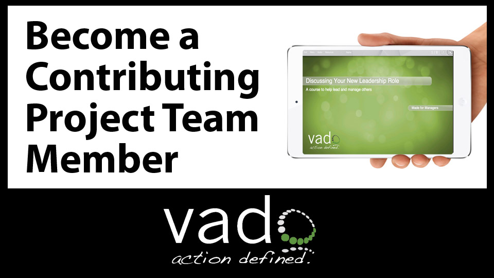 Become a Contributing Project Team Member: For Business and Project Management