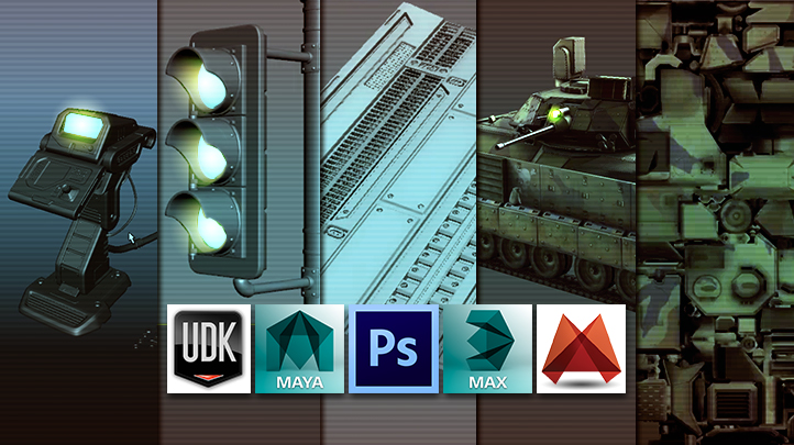 Mastering Digital Design - Advanced Modeling and Texturing for Games, Architecture, and Film (Part 1) - SkillsFuture Online Course