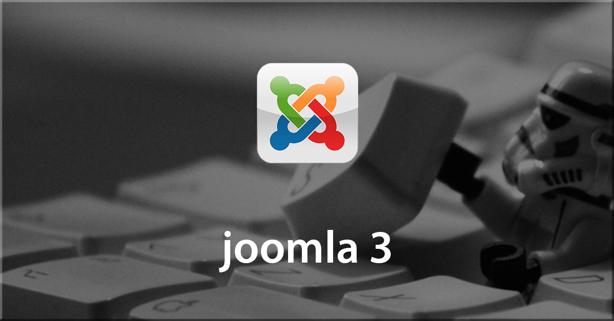 Joomla! 3: An Essential Management System