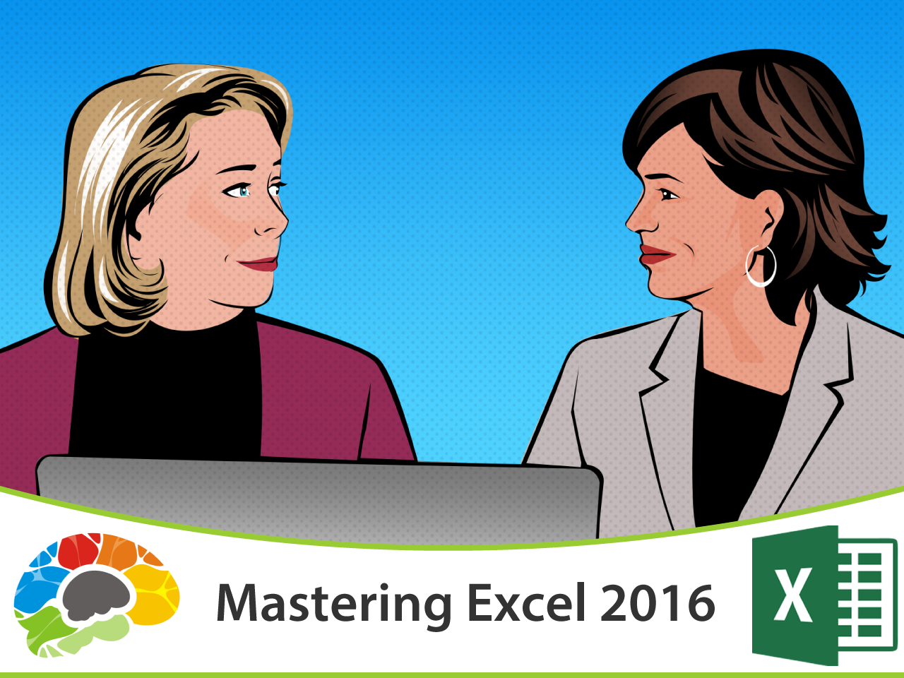 Mastering Excel 2016 - SkillsFuture Online Course