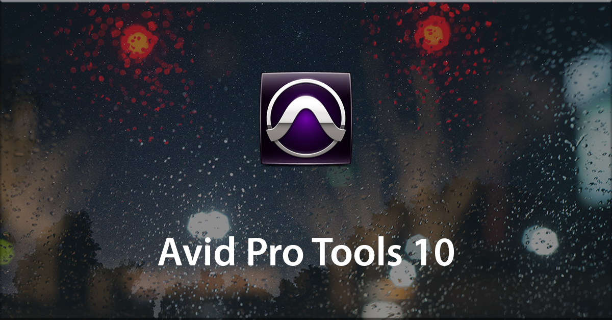 Avid Pro Tools 10: Know how to work with audio