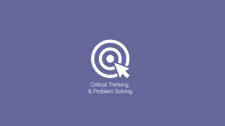 An Essential Online Course: Develop Critical Thinking and Problem Solving