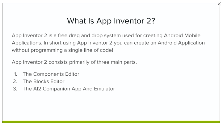 Build Android Apps with App Inventor 2: No Coding Required, Singapore SKillsFuture elarning online course