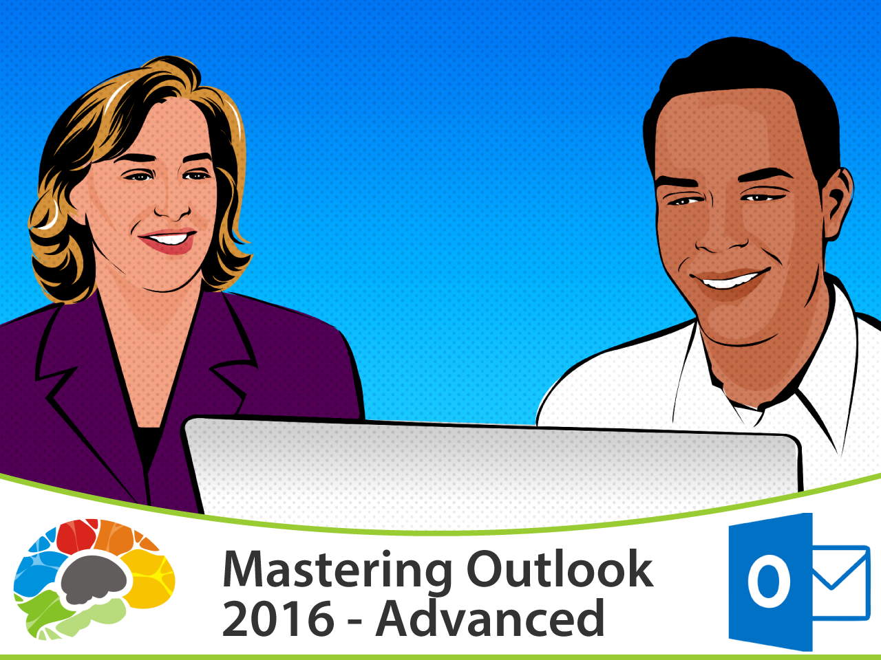 Mastering Outlook 2016 (full course), Singapore SKillsFuture elarning online course