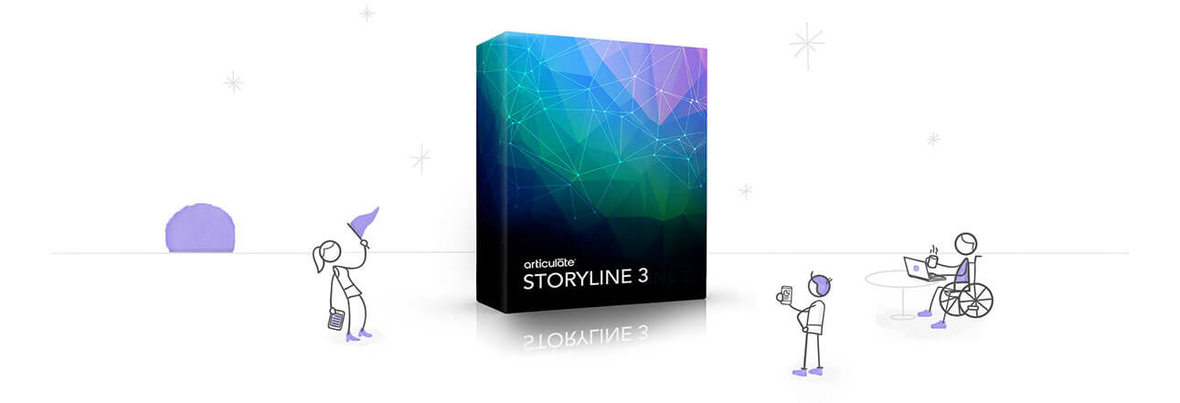 Articulate Storyline 3 (USD), Singapore elarning online course
