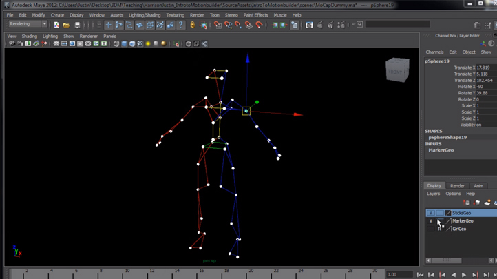 Mastering Digital Design - Learn Technical Rigging for Creatures and Characters for Games and Film, Singapore elarning online course