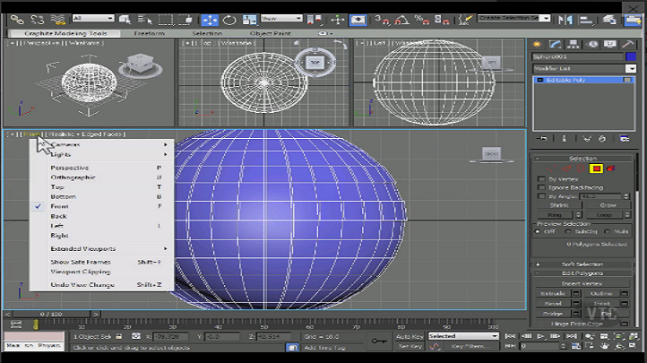 Autodesk 3ds Max 2013, Singapore SKillsFuture elarning online course