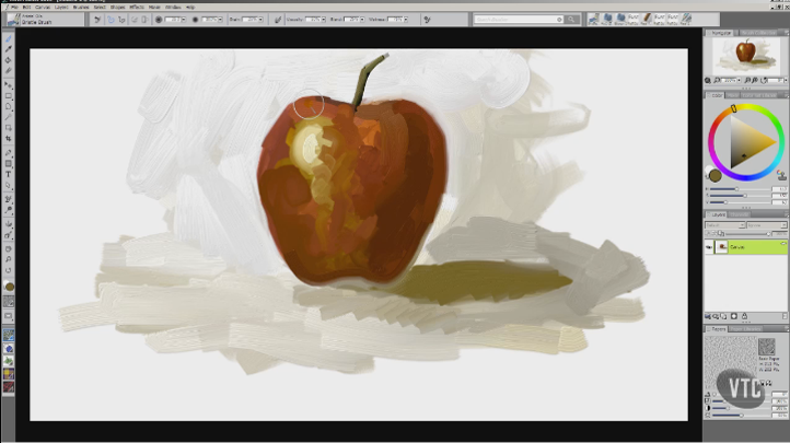 Corel Painter 2016, Singapore elarning online course