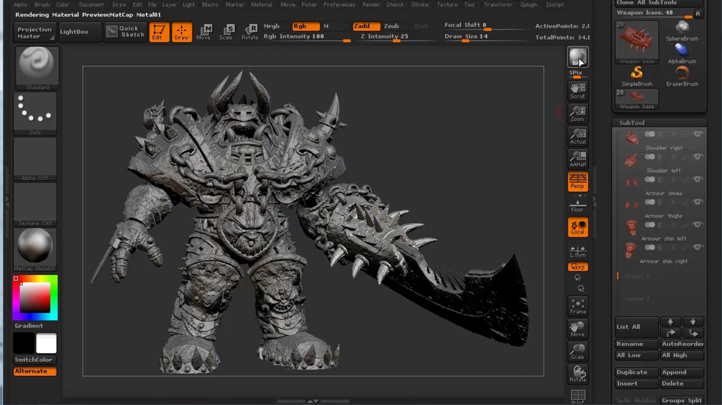 Mastering Digital Design - Learn Digital 3d Sculpting with