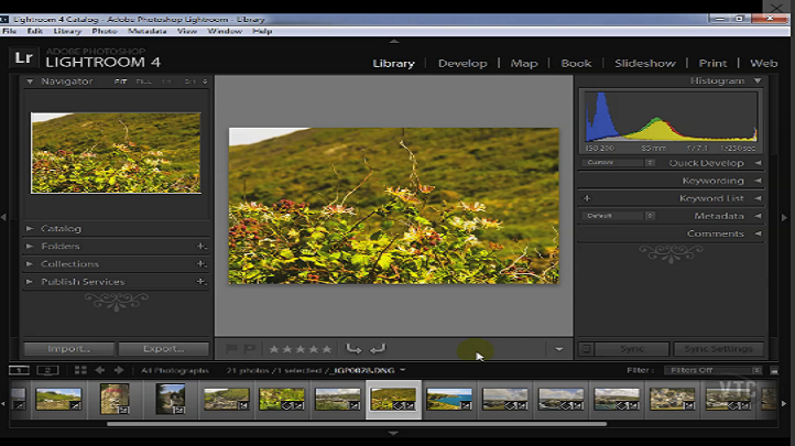 Adobe Lightroom 4 - LOOP Course Details