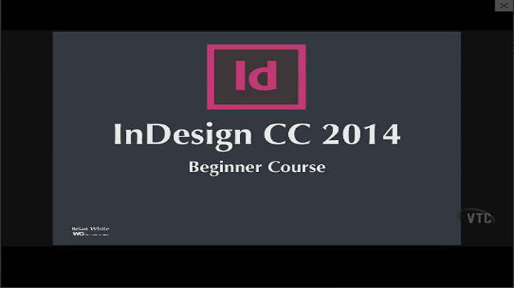 InDesign Advanced CC, Singapore SKillsFuture elarning online course