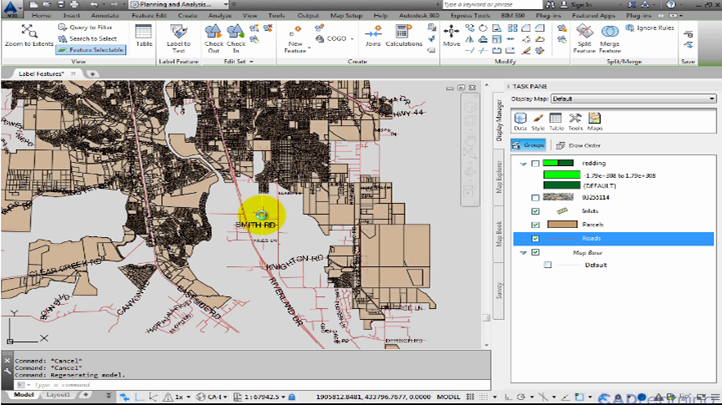 AutoCAD Map 3D 2016: Elevate a whole city, Singapore SKillsFuture elarning online course