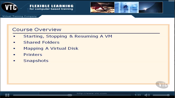 Discover the Benefits of VMWare Workstation 8, Singapore SKillsFuture elarning online course