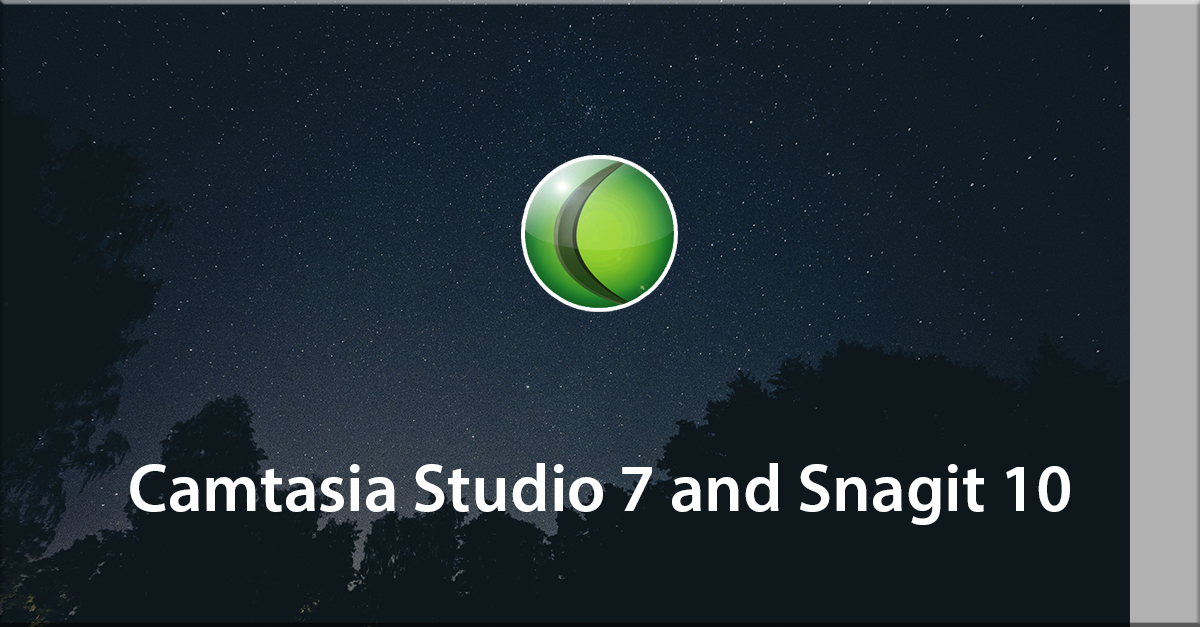 Camtasia Studio 7 and Snagit 10: Know how to work with audio, Singapore SKillsFuture elarning online course