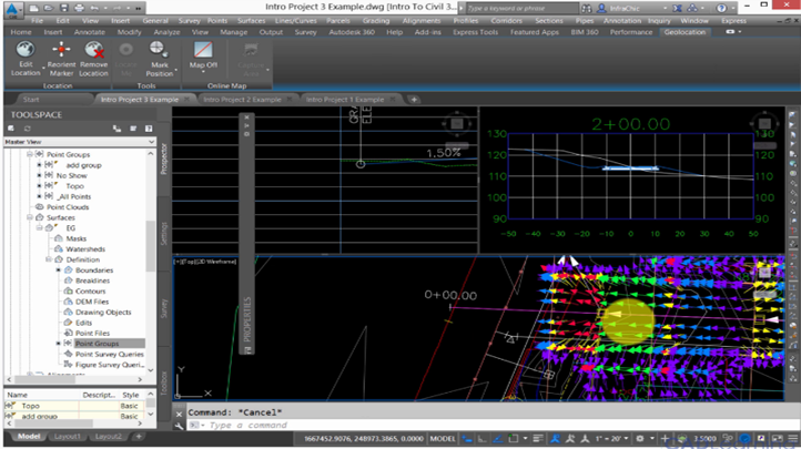 AutoCAD Civil 3D 2016: Engineer your Designs, Singapore SKillsFuture elarning online course