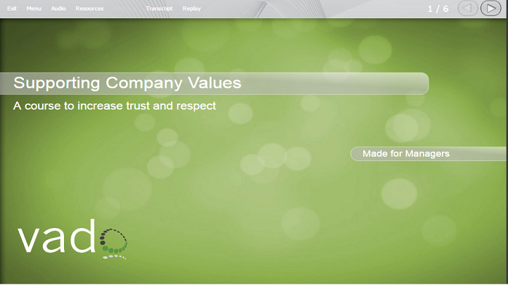 Building Trust and Respect: For Business & Project Management, Singapore elarning online course