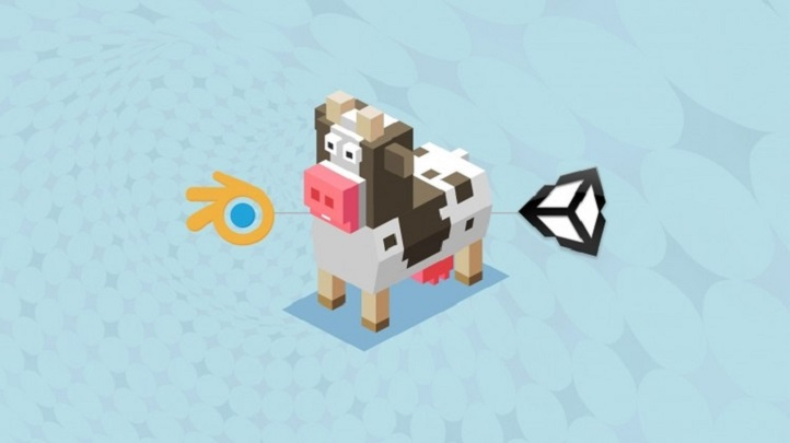 1st Step to Game Design with Blender and Unity 3D, Singapore elarning online course