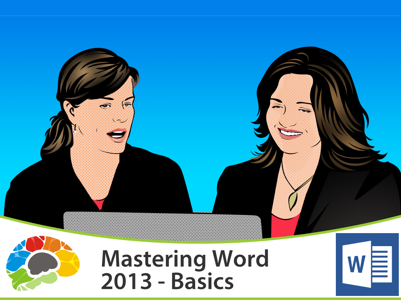 Mastering Word 2013, Singapore elarning online course
