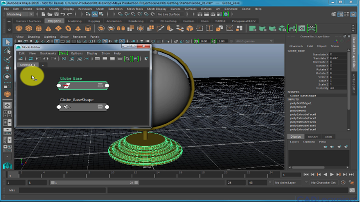 Autodesk Maya 2016: Advance your animation skills, Singapore SKillsFuture elarning online course