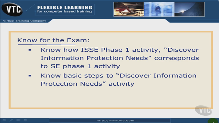1st step towards certification: CISSP-ISSEP, Singapore SKillsFuture elarning online course
