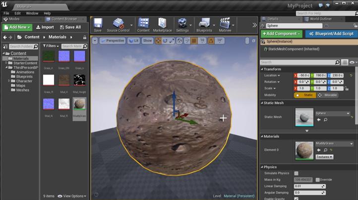 Mastering Digital Design - Learning Unreal Engine 4 for Game Design